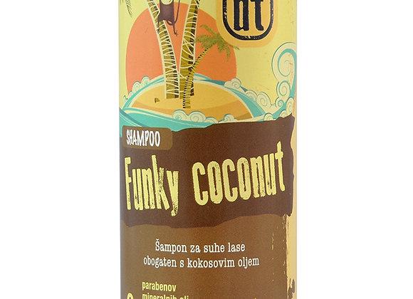 Šampon za suhe lase Kokos