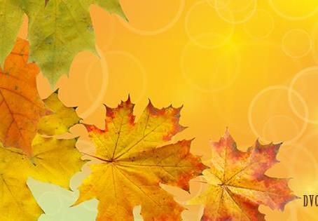 Kaj nam predaja Jesen