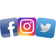New Twitter and Instagram