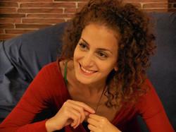 Irit Sopran (Woman in Post Office)