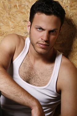 Eyal Kentov (Guy at the pool)