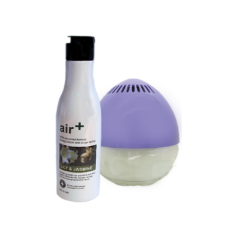 Mini Air Purifier Set