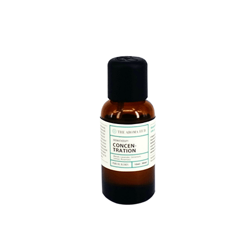 Concentration Essential Oil