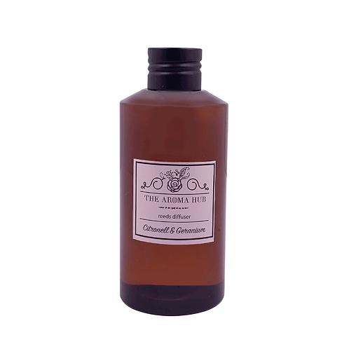 Reed Diffuser - Citronella & Geranium