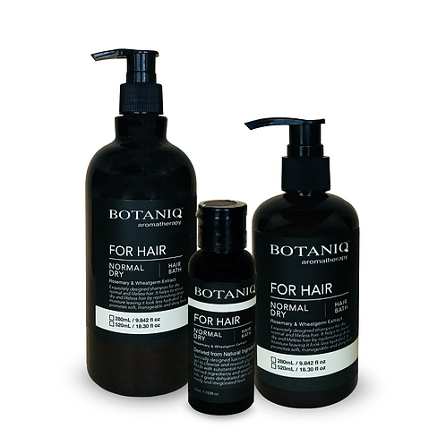 For Hair - Normal Dry