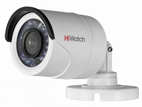 Видеокамера HiWatch DS-T100 (2,8 mm, 1Mp)
