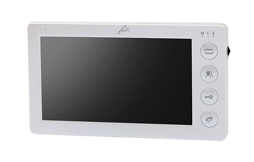 Видеодомофон Fox FX-VD7N Янтарь 7 ( без вызывной панели)