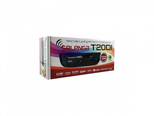 Приставка для цифрового ТВ Selenga T20D