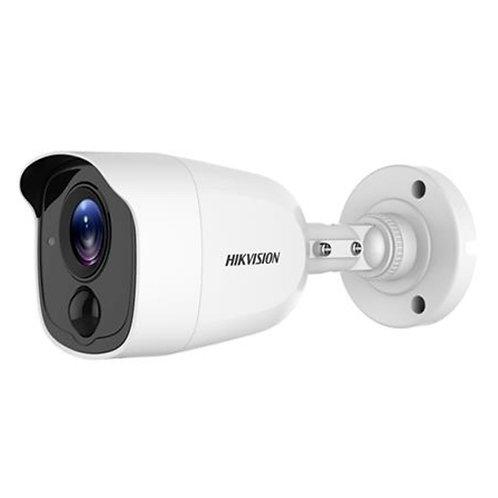 Цилиндрическая HD-TVI видеокамера DS-T210  с EXIR-подсветкой до 20м