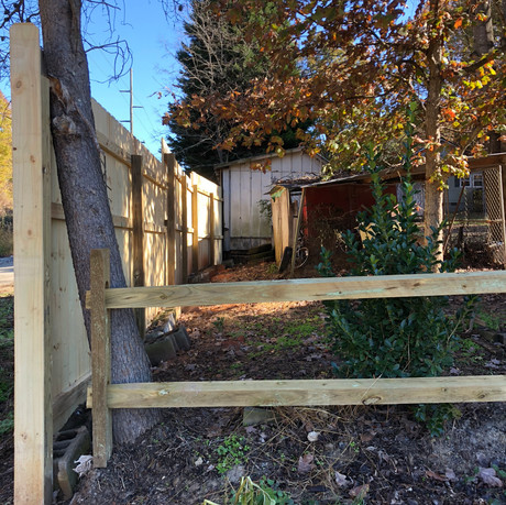 FENCE JUNCTURE