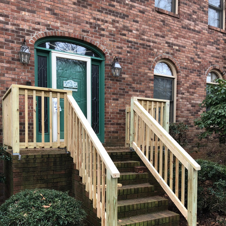 HANDRAILS REPLACEMENT