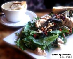 Chicken Nut Salad