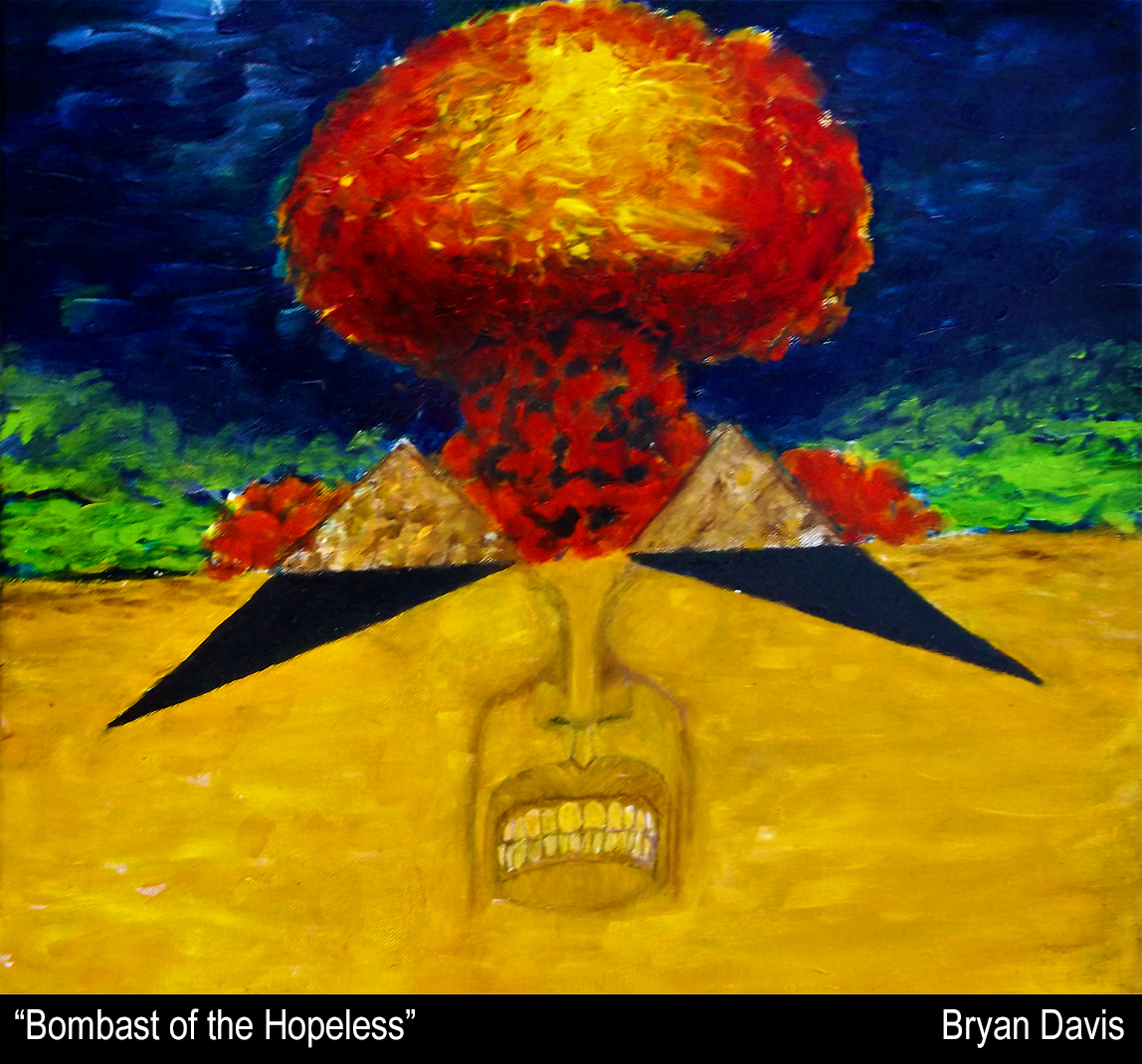 Davis, Bryan_Bombast of the Hopeless