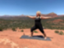 carrie yoga warrior2.JPG