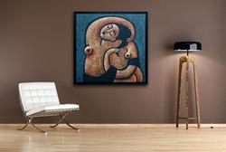 Insitu-femme-voilée-de-noir