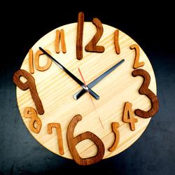 手寫數字時鐘
