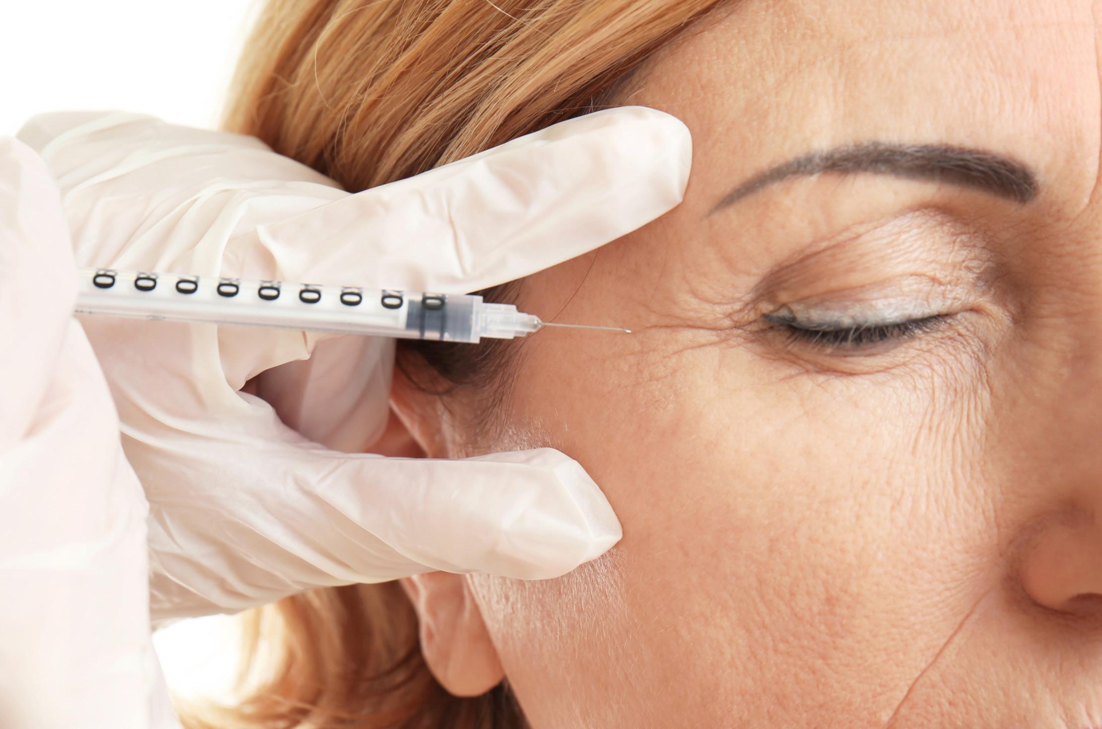 Anti-Wrinkle Treatment (Botulinum Toxin)