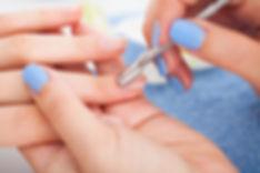 Körömös szalon - manikűr - Szabina Nail Designer
