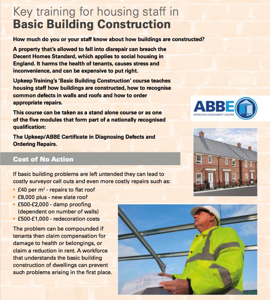 Basic Building Construction