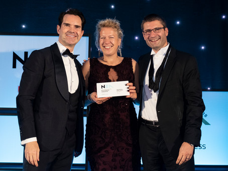 Northamptonshire's Business Woman of the Year!