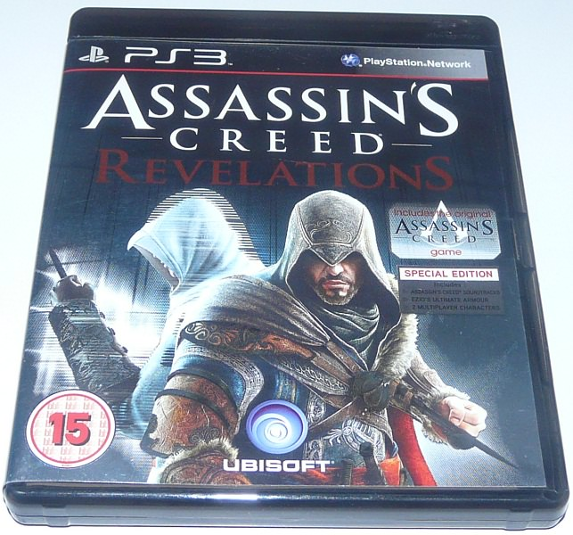 Assassin S Creed Revelations Special Edition For Sony