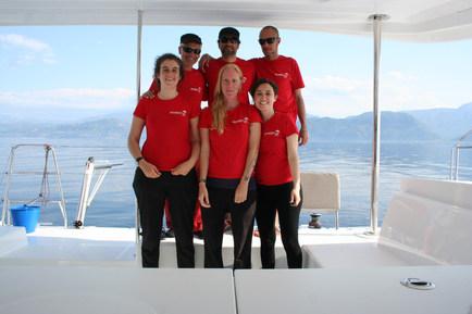 L'équipe d'Oceanus