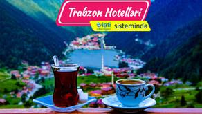 Trabzon Hotelləri - IATI sistemində