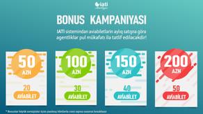 Bonus Kampaniyası - IATI Azərbaycan