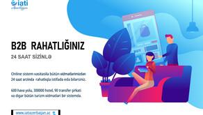 IATI Sistemi - B2B və B2C Satış