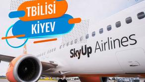 SkyUp Hava Yolları - IATI sistemində