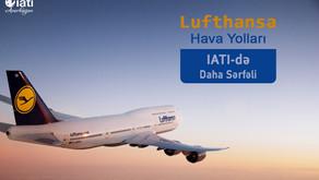 Lufthansa Hava Yolları - IATI Sistemində