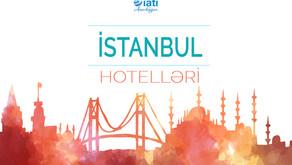 İstanbul Hotelləri - IATI Sistemində