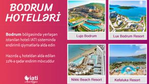 Bodrum Hotelləri - IATI-də Sərfəli