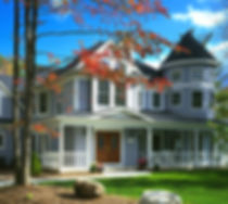Victorian house with siding, trim and porch | Four Seasons Home Improvement