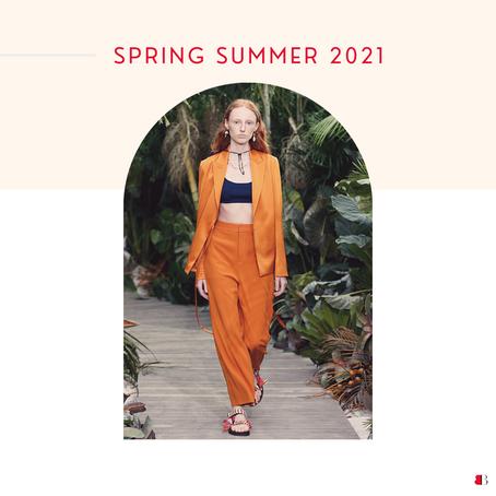 Spring Summer 2021 Runway Trends