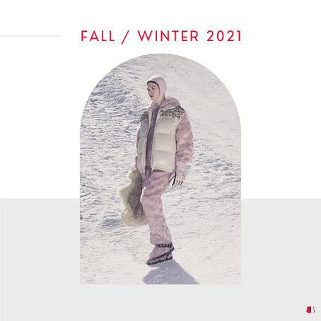 Fall Winter 2021 Runway Themes