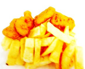 Child's Nugget & Chips