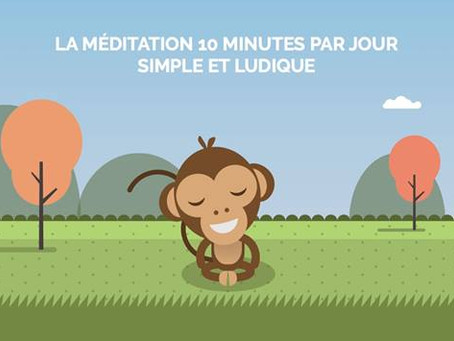 Interview: Namatata l'application de la méditation en pleine conscience