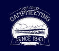 Campmeeting logo with picture of tent