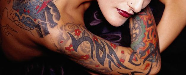 Nueva tinta para tatuajes genera cancer