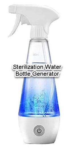 Sterilization Water Bottle Generator