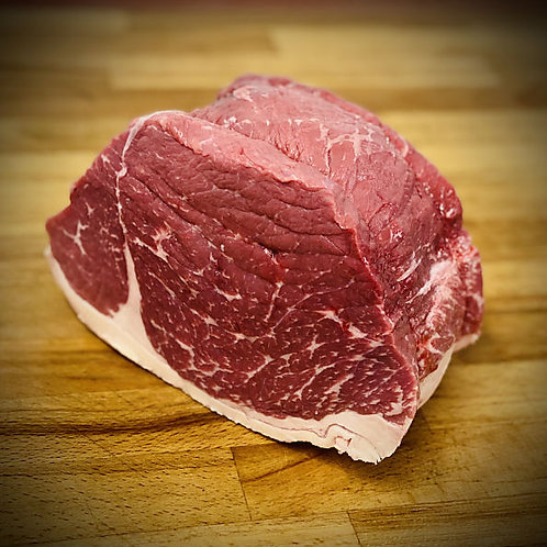 Small Grain Fed Black Angus Silverside Roasting Joint