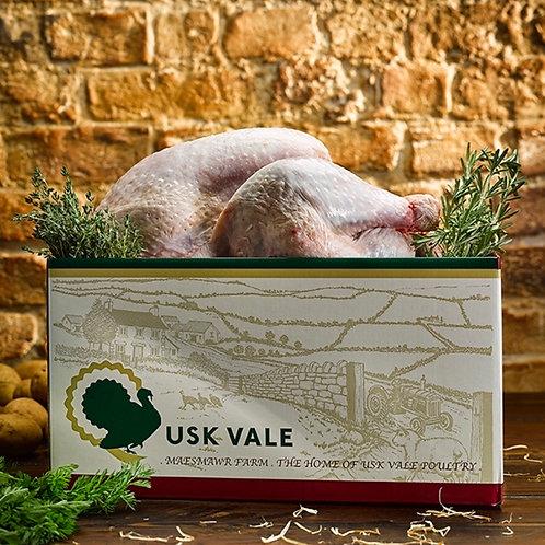 Welsh Usk Vale Whole Turkeys from