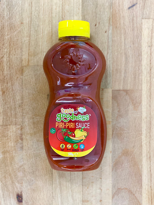 Taste of Goodness, Piri-Piri Sauce (500gr)