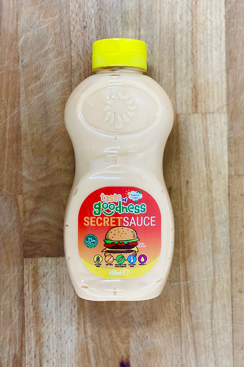 Taste of Goodness, Secret Sauce, Burger Sauce (500gr)