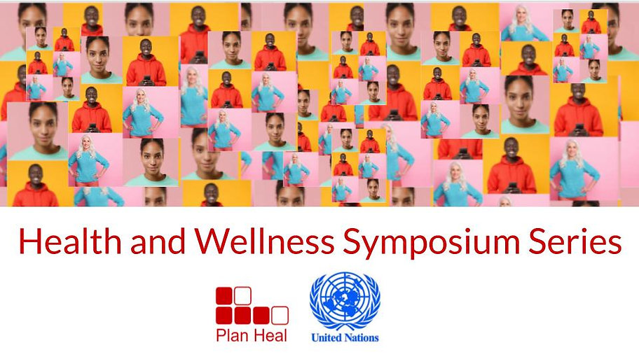 Plan Heal and United Nations Partnership Events