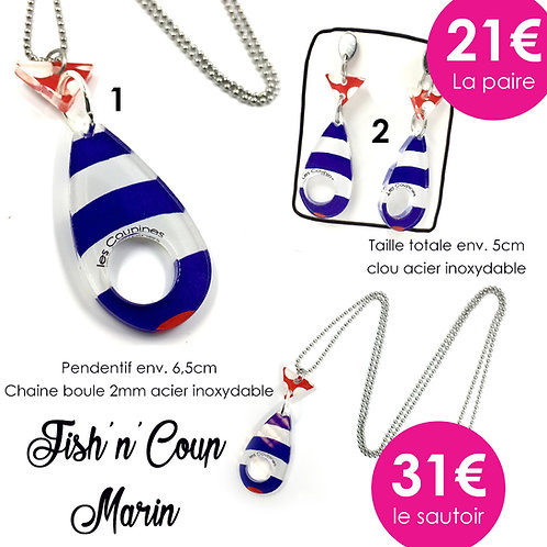 BO FISH'N'COUP 1