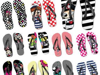 Collection textile chez les Coupines©