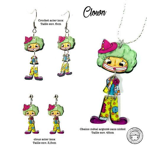 Clown les Coupines
