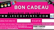 CETTE ANNÉE, OPTEZ POUR LE BON CADEAU !